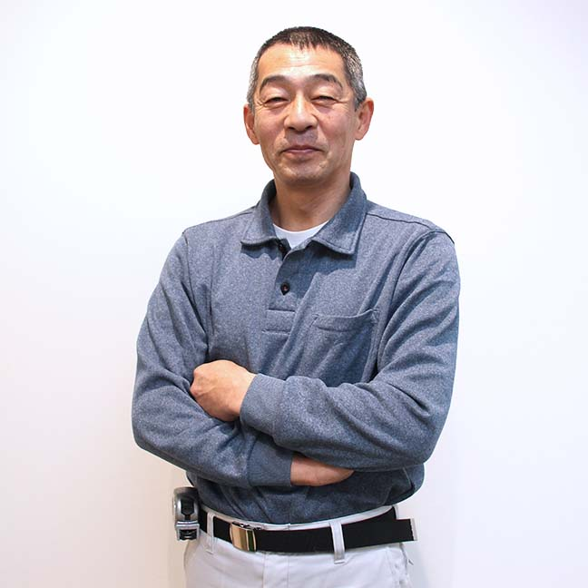 リフォームアドバイザー 須川 遼(すがわ りょう)